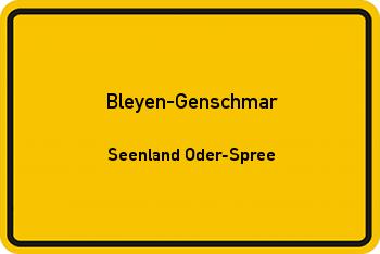 Nachbarschaftsrecht in Bleyen-Genschmar