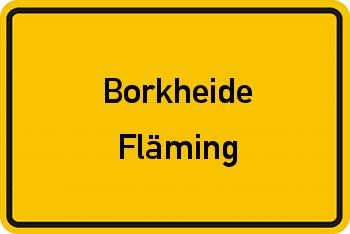 Nachbarschaftsrecht in Borkheide