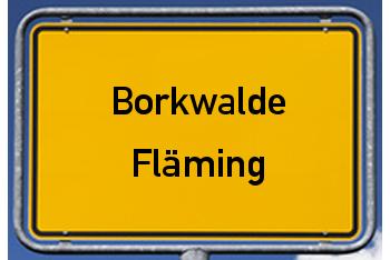 Nachbarschaftsrecht in Borkwalde