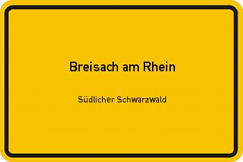 Nachbarschaftsrecht in Breisach am Rhein