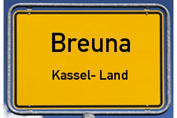 Nachbarschaftsrecht in Breuna