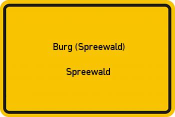 Nachbarschaftsrecht in Burg (Spreewald)