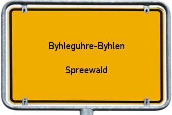 Nachbarrecht in Byhleguhre-Byhlen