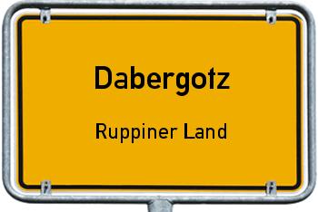 Nachbarrecht in Dabergotz