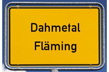Nachbarschaftsrecht in Dahmetal