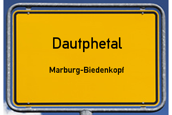 Nachbarschaftsrecht in Dautphetal