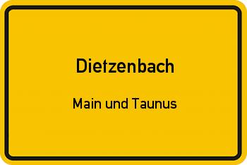 Nachbarschaftsrecht in Dietzenbach