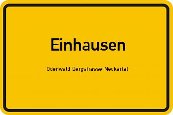 Nachbarrecht in Einhausen