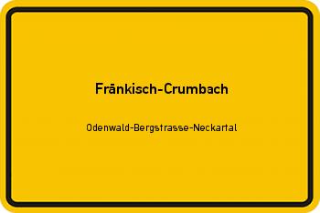 Nachbarrecht in Fränkisch-Crumbach