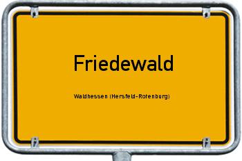 Nachbarrecht in Friedewald