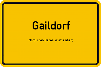 Nachbarrecht in Gaildorf
