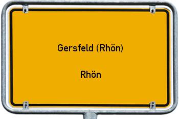 Nachbarschaftsrecht in Gersfeld (Rhön)