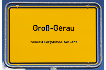 Nachbarschaftsrecht in Groß-Gerau