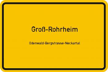 Nachbarschaftsrecht in Groß-Rohrheim