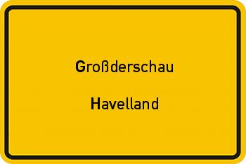 Nachbarrecht in Großderschau