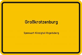 Nachbarschaftsrecht in Großkrotzenburg