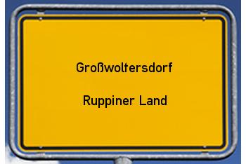 Nachbarschaftsrecht in Großwoltersdorf