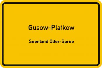 Nachbarrecht in Gusow-Platkow