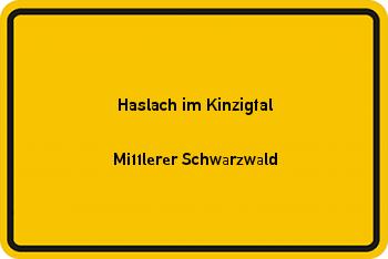 Nachbarschaftsrecht in Haslach im Kinzigtal