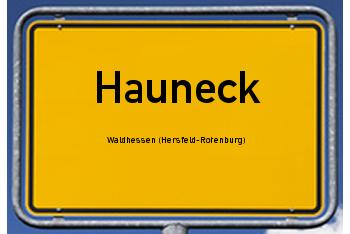 Nachbarrecht in Hauneck