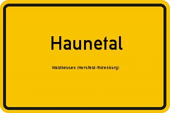 Nachbarschaftsrecht in Haunetal