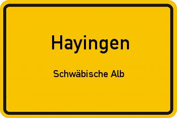 Nachbarschaftsrecht in Hayingen