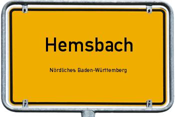 Nachbarrecht in Hemsbach