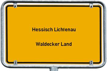 Nachbarschaftsrecht in Hessisch Lichtenau