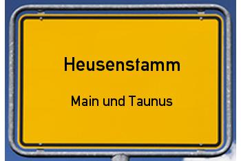 Nachbarrecht in Heusenstamm