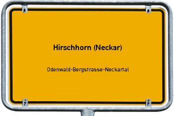 Nachbarrecht in Hirschhorn (Neckar)