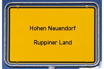 Hohen Neuendorf Nachbarrechtsgesetz Brandenburg Stand Dezember 2018