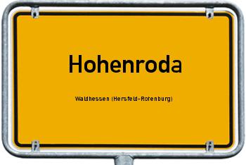 Nachbarrecht in Hohenroda