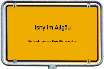 Nachbarschaftsrecht in Isny im Allgäu
