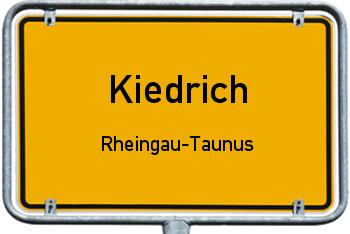 Nachbarschaftsrecht in Kiedrich
