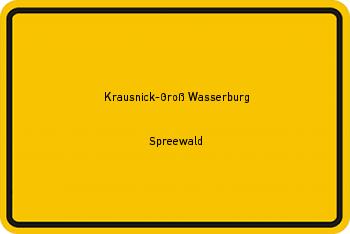 Nachbarrecht in Krausnick-Groß Wasserburg