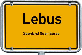 Nachbarschaftsrecht in Lebus