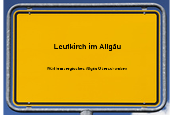 Nachbarrecht in Leutkirch im Allgäu