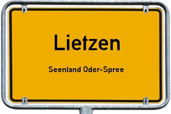 Nachbarschaftsrecht in Lietzen