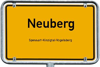 Nachbarschaftsrecht in Neuberg