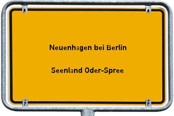 Nachbarrecht in Neuenhagen bei Berlin