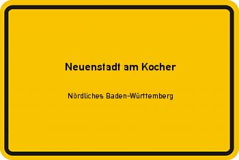 Nachbarrecht in Neuenstadt am Kocher
