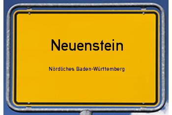 Nachbarrecht in Neuenstein