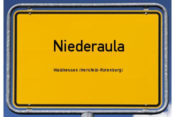 Nachbarrecht in Niederaula