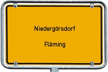 Nachbarschaftsrecht in Niedergörsdorf