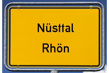 Nachbarschaftsrecht in Nüsttal