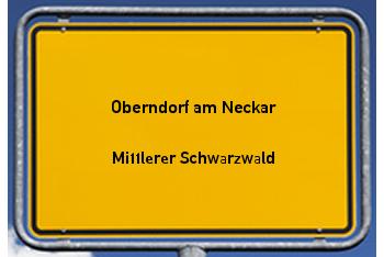 Nachbarschaftsrecht in Oberndorf am Neckar