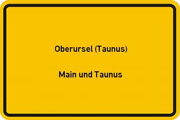 Nachbarschaftsrecht in Oberursel (Taunus)