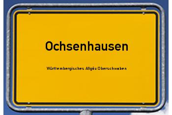 Nachbarrecht in Ochsenhausen