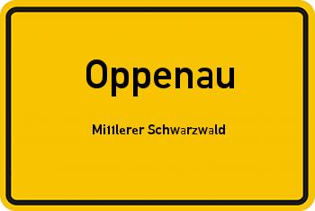 Nachbarschaftsrecht in Oppenau