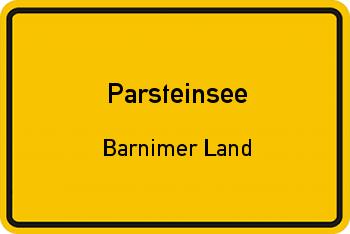 Nachbarschaftsrecht in Parsteinsee